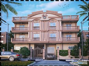 Ad Photo: Apartment 3 bedrooms 3 baths 215 sqm semi finished in Shorouk City  Cairo