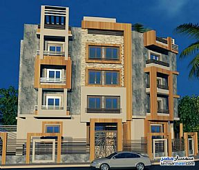 Ad Photo: Apartment 3 bedrooms 3 baths 170 sqm semi finished in North Extensions  6th of October