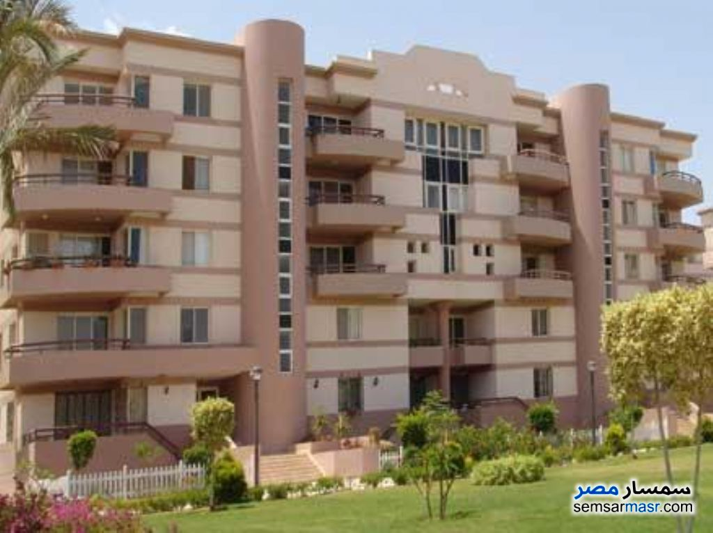 Photo 1 - Apartment 3 bedrooms 3 baths 171 sqm super lux For Sale Rehab City Cairo