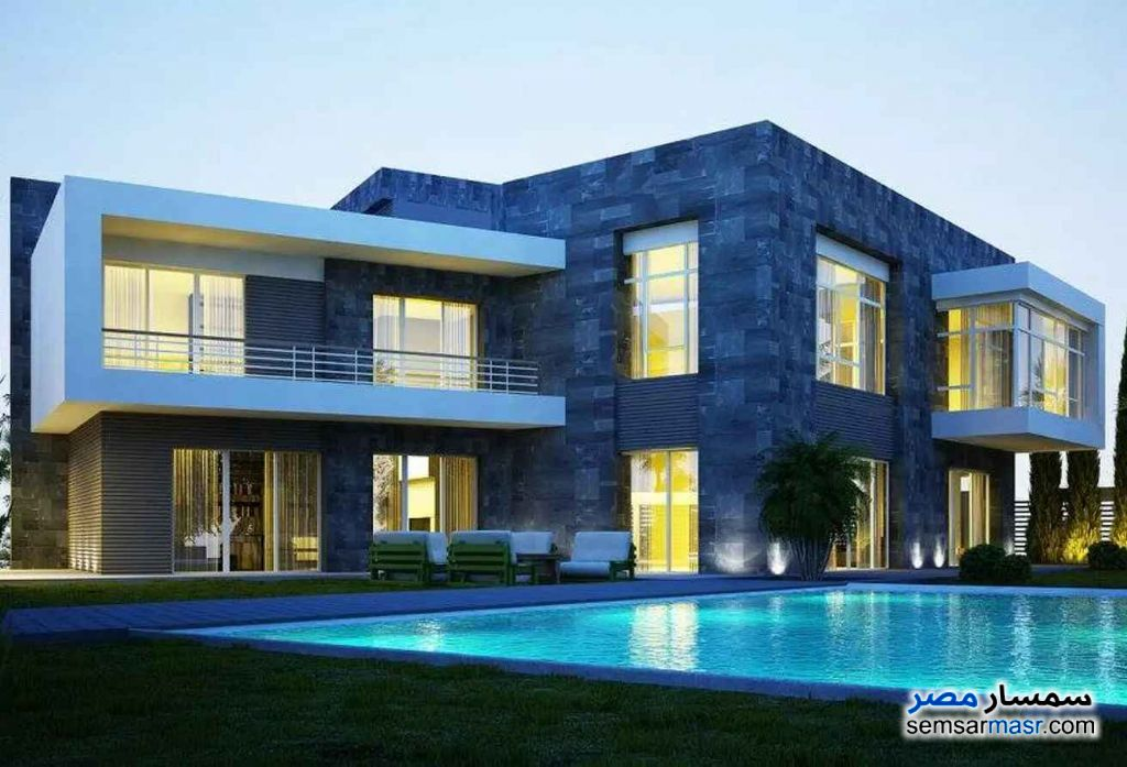 Ad Photo: Villa 5 bedrooms 4 baths 540 sqm semi finished in Cairo Alexandria Desert Road  Giza