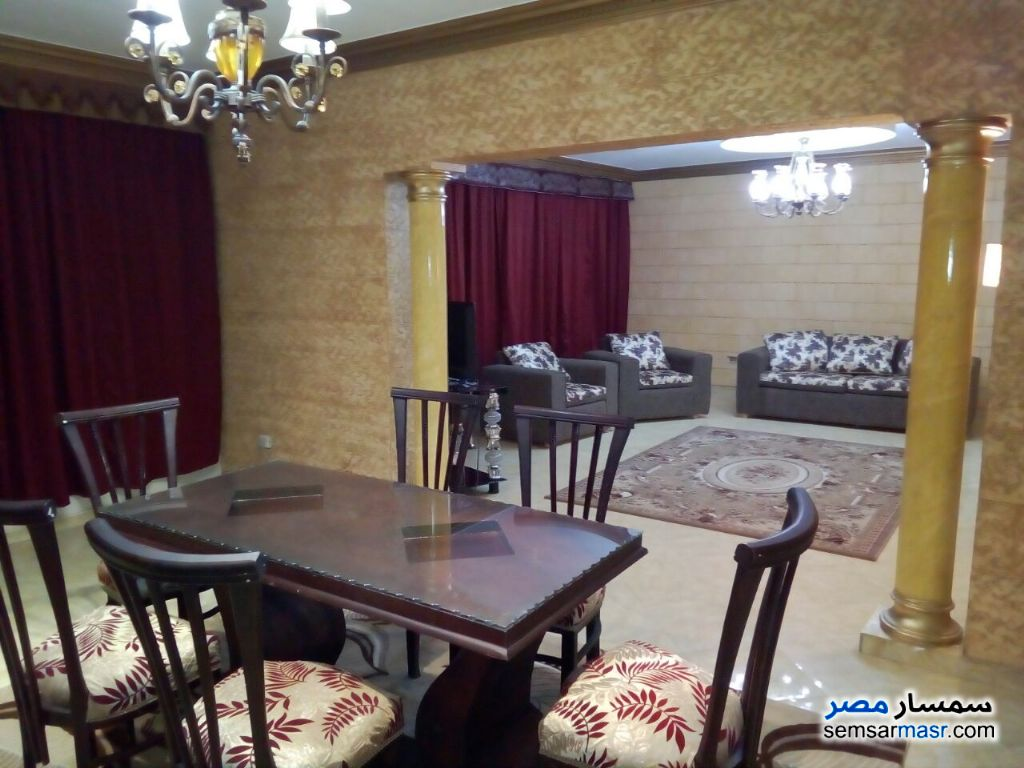 Photo 5 - Apartment 3 bedrooms 2 baths 212 sqm extra super lux For Rent Maadi Cairo