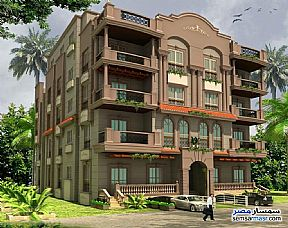 Ad Photo: Apartment 3 bedrooms 2 baths 125 sqm semi finished in October Gardens  6th of October