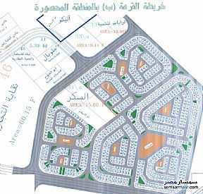 Ad Photo: Land 394 sqm in October Gardens  6th of October