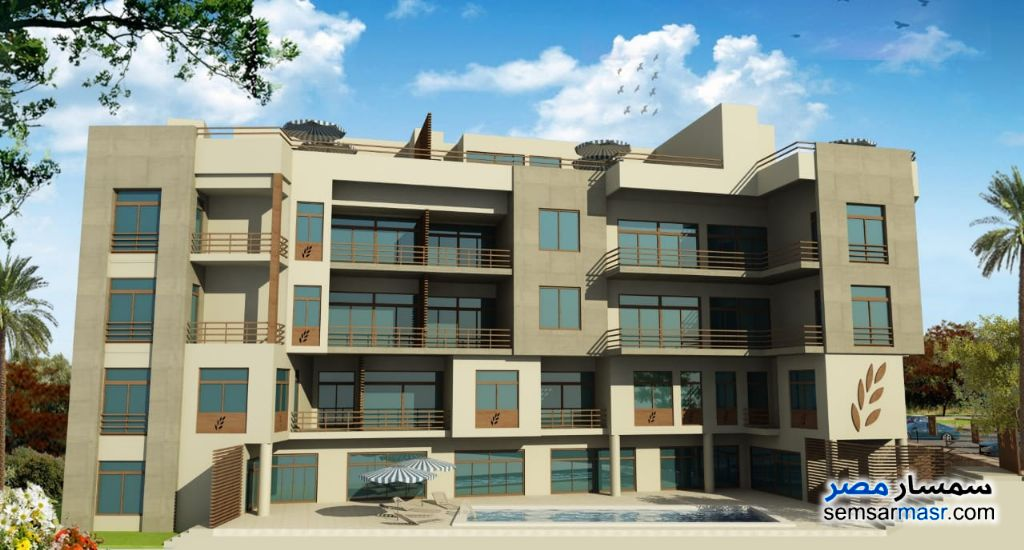 Ad Photo: Building 1140 sqm super lux in Fifth Settlement  Cairo