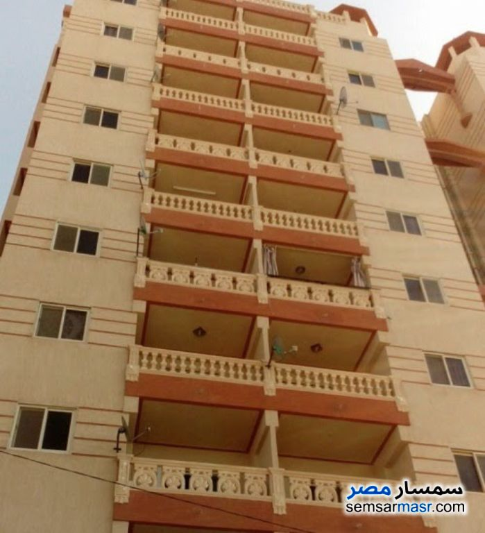 Photo 4 - Apartment 2 bedrooms 1 bath 70 sqm without finish For Sale Agami Alexandira