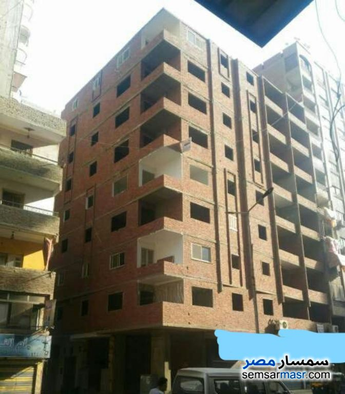 Photo 1 - Apartment 3 bedrooms 2 baths 150 sqm without finish For Sale Faisal Giza
