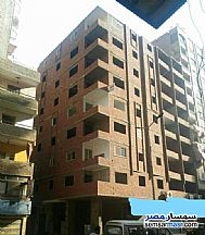 Apartment 3 bedrooms 2 baths 150 sqm without finish For Sale Faisal Giza - 1