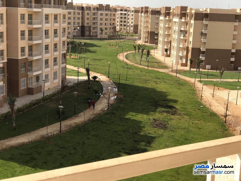 Photo 1 - Apartment 4 bedrooms 2 baths 116 sqm super lux For Sale Madinaty Cairo