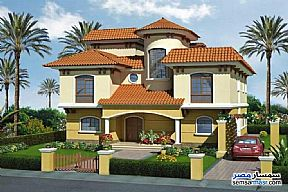Ad Photo: Villa 4 bedrooms 5 baths 1226 sqm without finish in Madinaty  Cairo