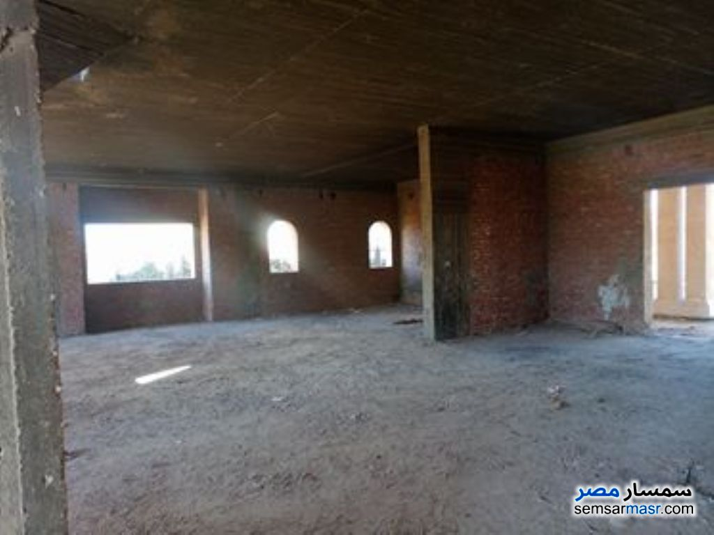 Photo 7 - Villa 4 bedrooms 4 baths 1,050 sqm without finish For Sale Madinaty Cairo