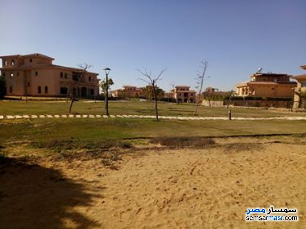 Photo 6 - Villa 4 bedrooms 4 baths 1,050 sqm without finish For Sale Madinaty Cairo