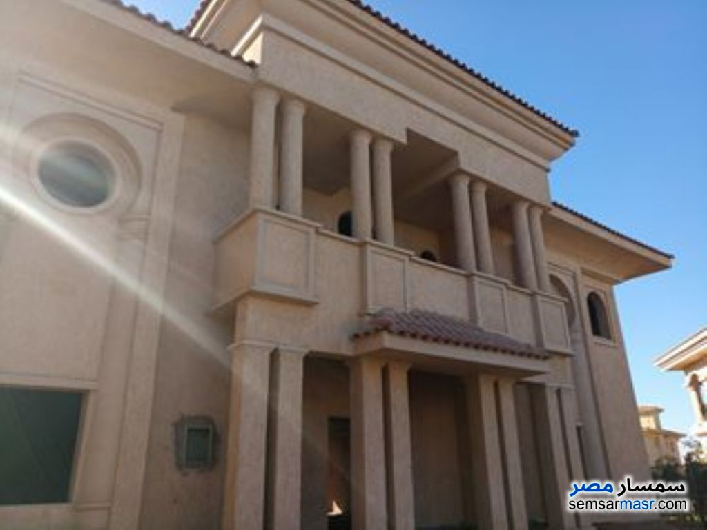 Photo 2 - Villa 4 bedrooms 4 baths 1,050 sqm without finish For Sale Madinaty Cairo