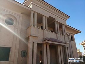 Villa 4 bedrooms 4 baths 1,050 sqm without finish For Sale Madinaty Cairo - 2