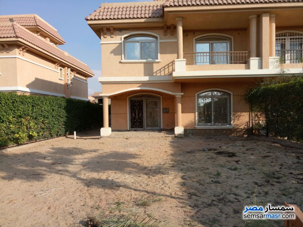 Photo 6 - Villa 3 bedrooms 3 baths 429 sqm without finish For Sale Madinaty Cairo