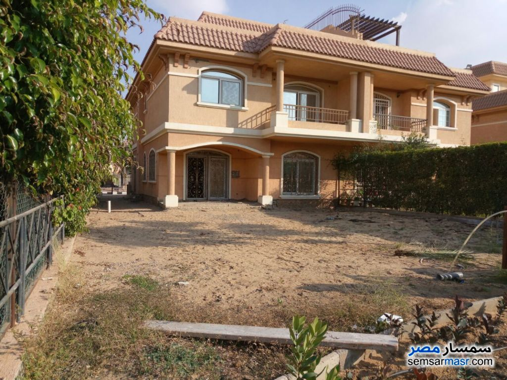 Photo 1 - Villa 3 bedrooms 3 baths 429 sqm without finish For Sale Madinaty Cairo