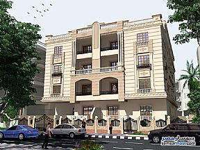 Ad Photo: Apartment 3 bedrooms 3 baths 290 sqm semi finished in Shorouk City  Cairo