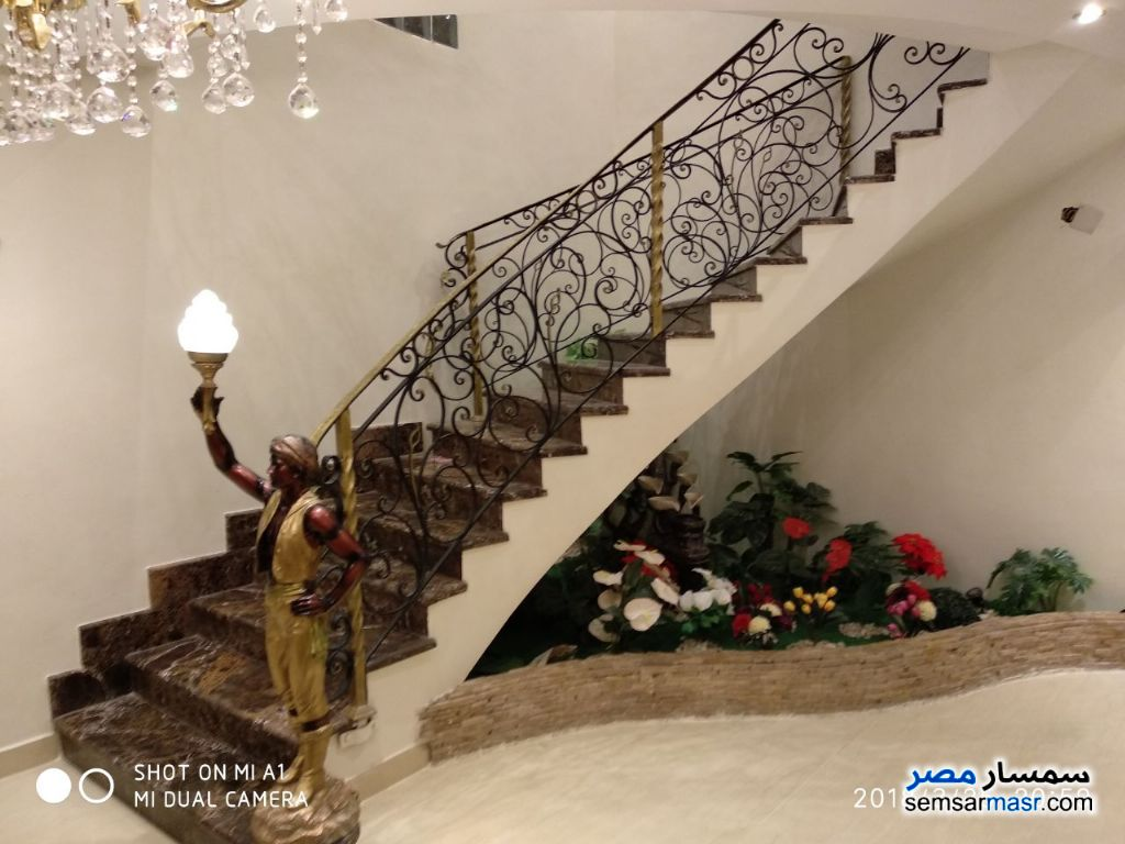 Photo 11 - Apartment 8 bedrooms 4 baths 300 sqm super lux For Sale Mohandessin Giza