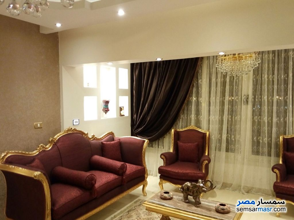 Photo 1 - Apartment 8 bedrooms 4 baths 300 sqm super lux For Sale Mohandessin Giza