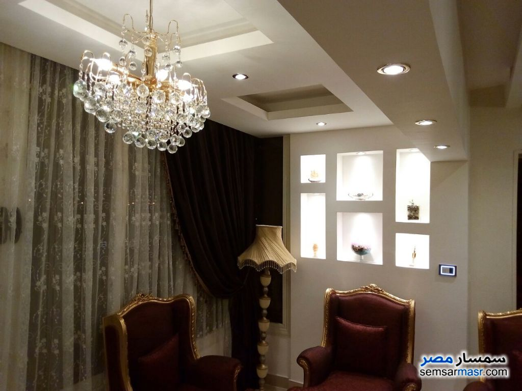 Photo 3 - Apartment 8 bedrooms 4 baths 300 sqm super lux For Sale Mohandessin Giza