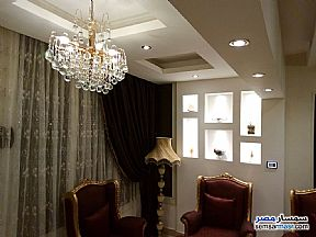 Apartment 8 bedrooms 4 baths 300 sqm super lux For Sale Mohandessin Giza - 3
