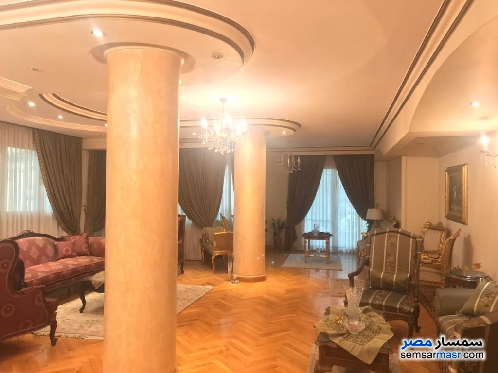 Photo 2 - Apartment 3 bedrooms 2 baths 280 sqm super lux For Sale Maadi Cairo