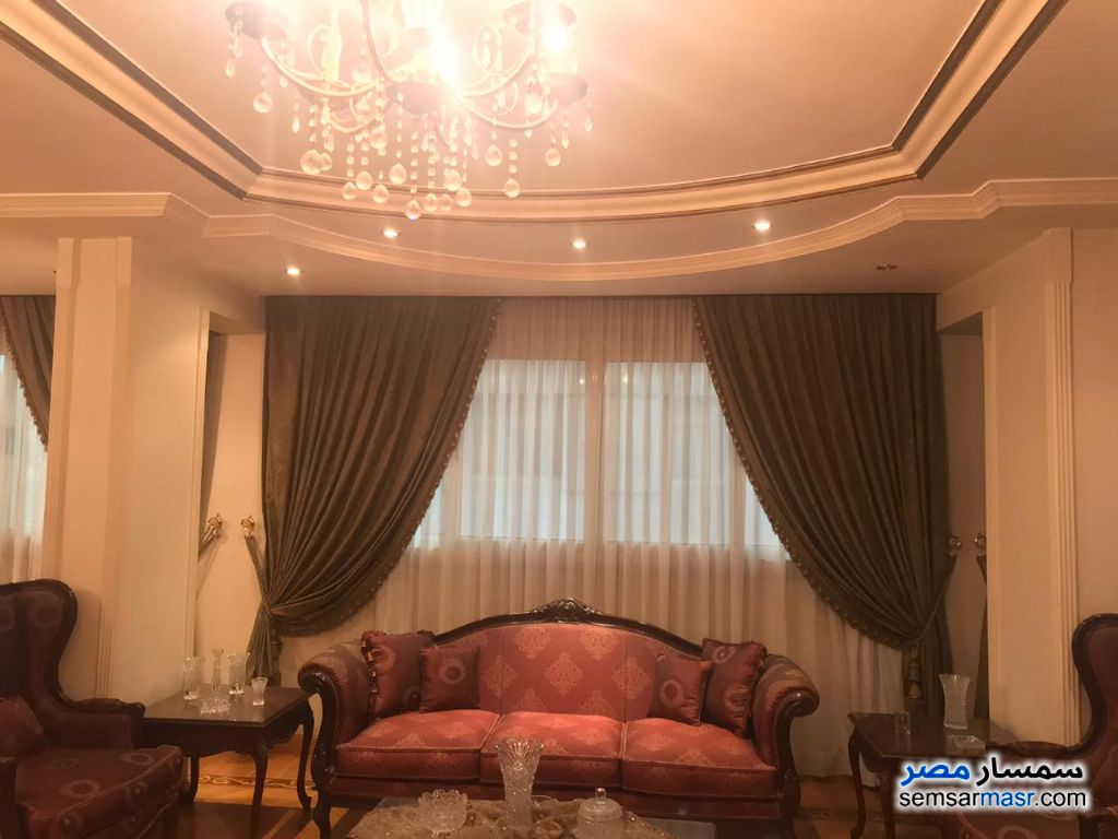 Photo 4 - Apartment 3 bedrooms 2 baths 280 sqm super lux For Sale Maadi Cairo