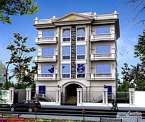 Ad Photo: Apartment 2 bedrooms 3 baths 168 sqm semi finished in El Ubour City  Qalyubiyah