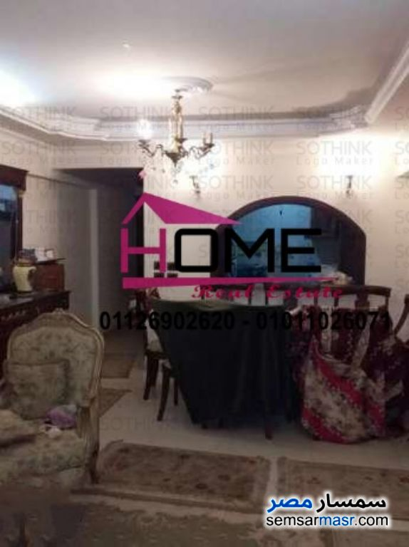 Photo 1 - Apartment 3 bedrooms 2 baths 135 sqm super lux For Sale Maadi Cairo