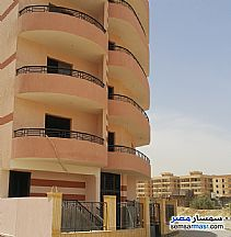 Ad Photo: Apartment 3 bedrooms 2 baths 151 sqm semi finished in North Extensions  6th of October