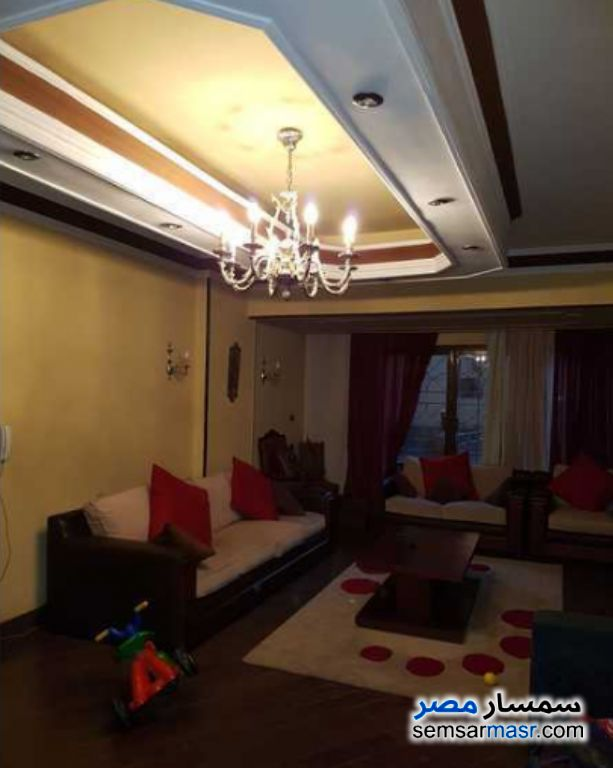 Photo 2 - Apartment 3 bedrooms 2 baths 220 sqm super lux For Sale Maadi Cairo