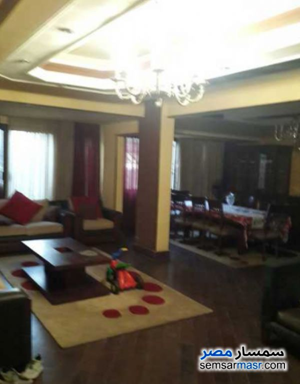 Photo 3 - Apartment 3 bedrooms 2 baths 220 sqm super lux For Sale Maadi Cairo