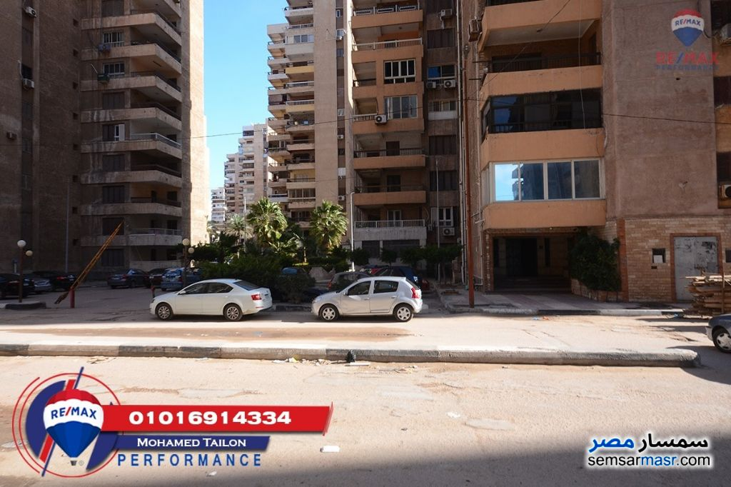 Ad Photo: Apartment 2 bedrooms 1 bath 120 sqm lux in Roshdy  Alexandira