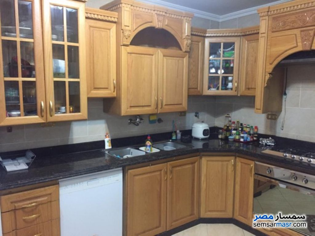 Photo 11 - Apartment 3 bedrooms 2 baths 330 sqm super lux For Sale Kafr Abdo Alexandira
