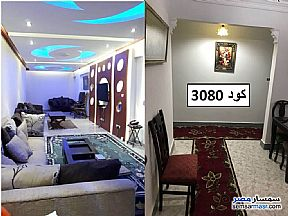 Ad Photo: Apartment 3 bedrooms 2 baths 165 sqm super lux in Sidi Beshr  Alexandira