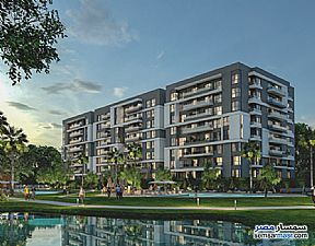 Ad Photo: Apartment 3 bedrooms 2 baths 156 sqm without finish in North Extensions  6th of October