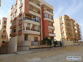 Apartment 2 bedrooms 2 baths 135 sqm lux For Sale Districts 6th of October - 1
