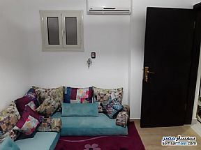 Ad Photo: Apartment 2 bedrooms 1 bath 105 sqm super lux in Mohandessin  Giza