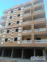 Ad Photo: Apartment 3 bedrooms 1 bath 120 sqm without finish in Al Salam City  Cairo