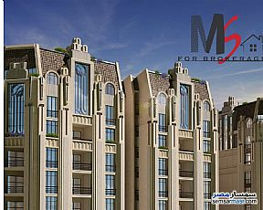 Ad Photo: Apartment 2 bedrooms 2 baths 122 sqm super lux in Smoha  Alexandira