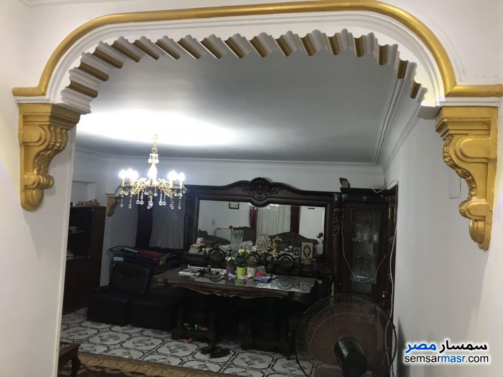 Photo 12 - Apartment 3 bedrooms 1 bath 122 sqm super lux For Sale Maadi Cairo