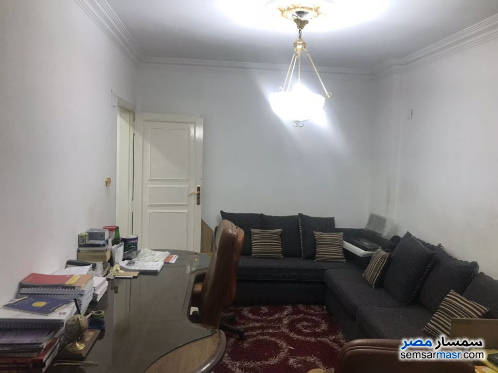 Photo 3 - Apartment 3 bedrooms 1 bath 122 sqm super lux For Sale Maadi Cairo