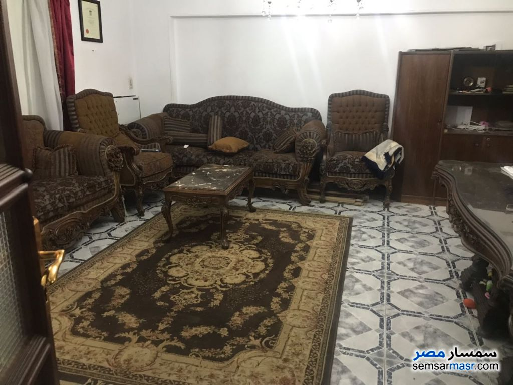 Photo 4 - Apartment 3 bedrooms 1 bath 122 sqm super lux For Sale Maadi Cairo