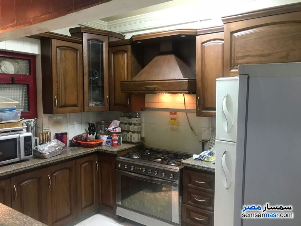 Photo 8 - Apartment 3 bedrooms 1 bath 122 sqm super lux For Sale Maadi Cairo