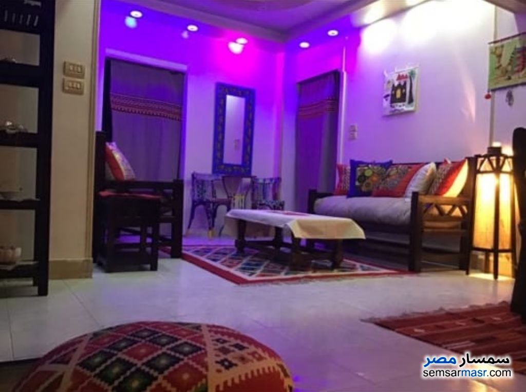 Ad Photo: Apartment 2 bedrooms 1 bath 135 sqm super lux in Giza