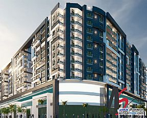 Ad Photo: Apartment 3 bedrooms 2 baths 140 sqm semi finished in Miami  Alexandira