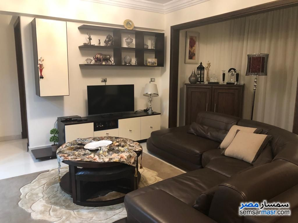 Photo 3 - Apartment 3 bedrooms 2 baths 140 sqm extra super lux For Sale Smoha Alexandira