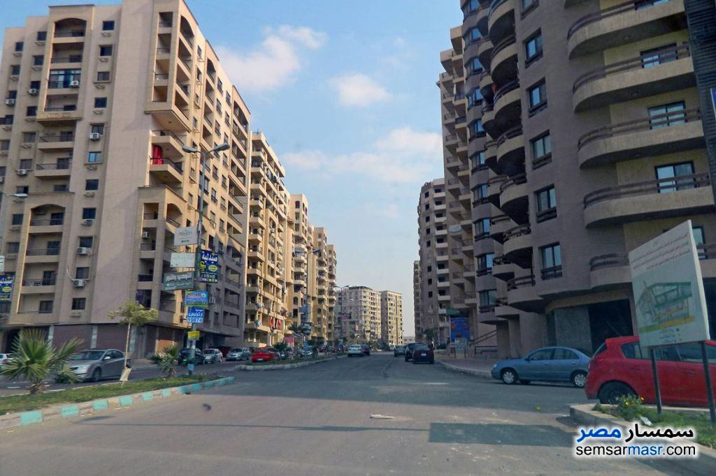 Photo 1 - Apartment 3 bedrooms 2 baths 150 sqm super lux For Sale Nasr City Cairo