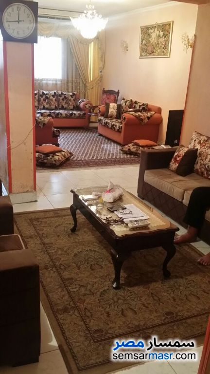 Photo 9 - Apartment 3 bedrooms 2 baths 180 sqm super lux For Sale Nasr City Cairo