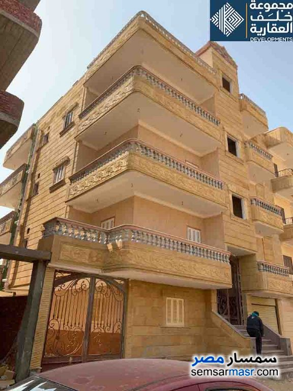 Ad Photo: Apartment 2 bedrooms 1 bath 85 sqm extra super lux in Gamasa  Daqahliyah