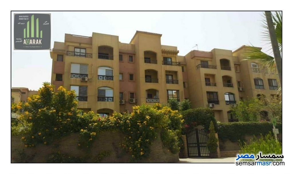 Ad Photo: Apartment 3 bedrooms 2 baths 160 sqm super lux in Ashgar City  6th of October